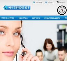 Blended data entry work process available with us  and we are also provide inbound process  by step1