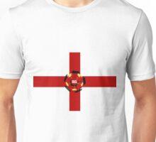 England football Brazil shirt Unisex T-Shirt