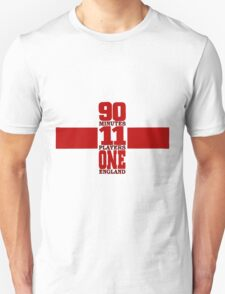 One England football shirt T-Shirt