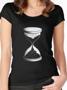 Sands of Time Women's Fitted Scoop T-Shirt