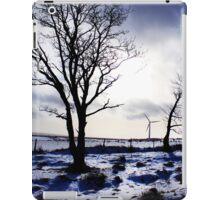 Winter snow Scottish landscape iPad Case/Skin