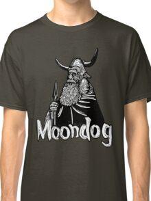 Moondog linocut Classic T-Shirt