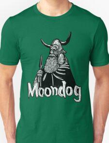 Moondog linocut Unisex T-Shirt