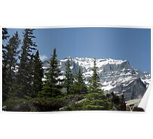 Nature's Cathedrals and Spires Poster