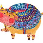 The Smile Cow by haidishabrina