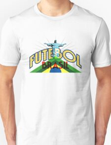 Futebol Brasil football shirt Unisex T-Shirt
