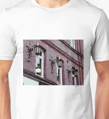 Rose & Crown lanterns  Unisex T-Shirt
