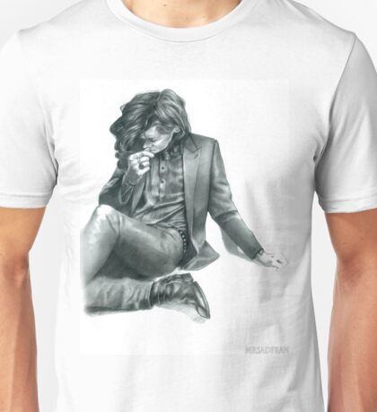 Penciled Harry  Unisex T-Shirt