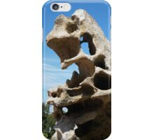 Saurier aus Stein iPhone Case/Skin