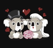 Koala's Wedding by aurielaki