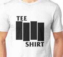Tee Shirt Shirt - Black Flag Parody Unisex T-Shirt