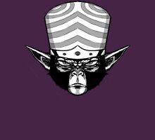 Mojo Jojo - Black&White Outline Unisex T-Shirt