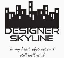 Designer Skyline One Piece - Short Sleeve