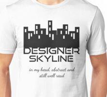 Designer Skyline Unisex T-Shirt