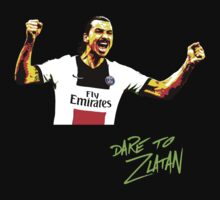 Zlatan Ibrahimovic by Floris155