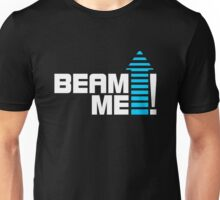 Beam me up V.1 (2c) Unisex T-Shirt