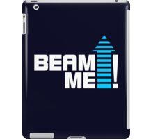 Beam me up V.1 (2c) iPad Case/Skin