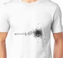 crazy musik Unisex T-Shirt
