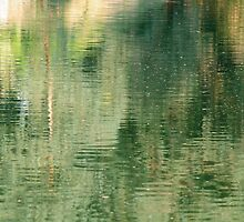 Water abstract. by Oleg Zaslavsky