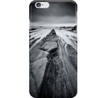 Monochrome Triangles iPhone Case/Skin