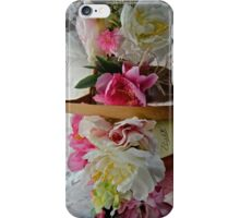 Flower Basket iPhone Case/Skin