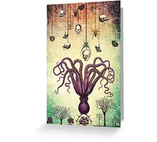 The Perfumed Garden Greeting Card
