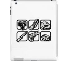 GTA San Andreas Weapons iPad Case/Skin