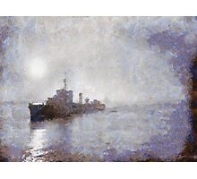 Royal Navy - WWII Photographic Print