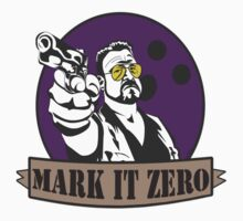 Mark It Zero One Piece - Short Sleeve