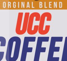 UCC Coffee Sticker