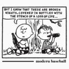 Modern Baseball // Charlie Brown by pohkemon