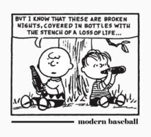 Modern Baseball // Charlie Brown by pohkemon