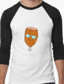 Juicy Ham Men's Baseball ¾ T-Shirt
