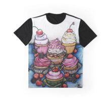 Cup cakes Graphic T-Shirt