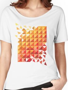 Shattered Gradient Women's Relaxed Fit T-Shirt
