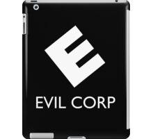 Evil Corp iPad Case/Skin