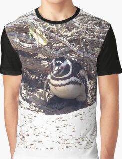 Kleiner Pinguin Graphic T-Shirt