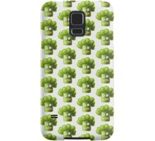 Funny Cartoon Broccoli Pattern Case Samsung Galaxy Case/Skin