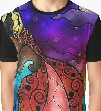 The Little Mermaid Graphic T-Shirt