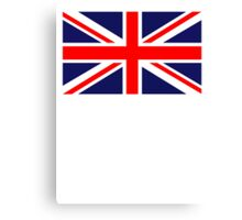 Britain Flag Canvas Print