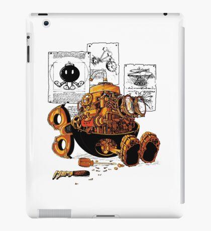 work of the genius iPad Case/Skin