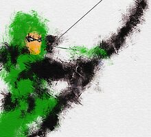 The Arrow by geekyract