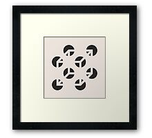 Use Your Illusion | Invert Edition Framed Print