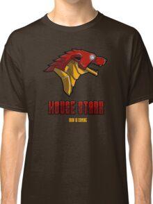 House Iron Stark Sigil and Motto Classic T-Shirt