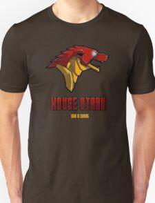 House Iron Stark Sigil and Motto T-Shirt