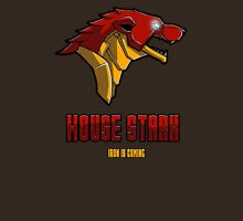 House Iron Stark Sigil and Motto T-Shirt