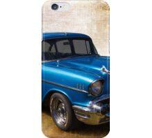 Blue On Blue iPhone Case/Skin
