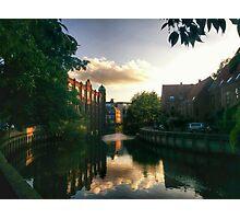 Norwich River Wensum Photographic Print