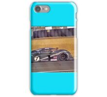 24 h de Le Mans - Vintage - Bentley #7 iPhone Case/Skin