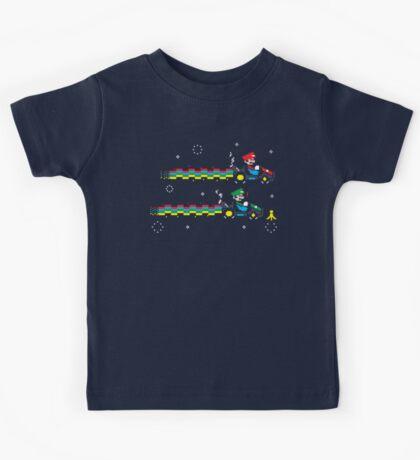 Nyan Kart  Kids Tee